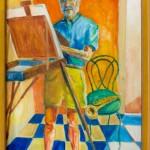 Oscar Stivala Artist-8636